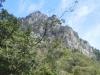 今日はこの山を登りました